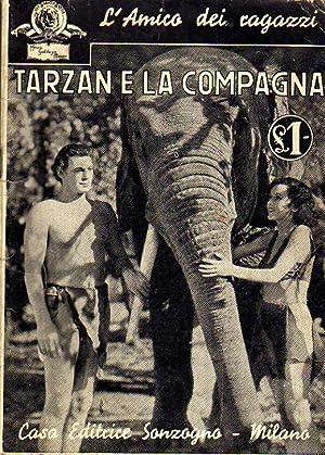 Tarzan e la compagna, racconto cinematografico: Luigi Rinaldi