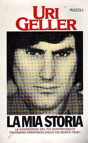 La mia storia: Uri Geller