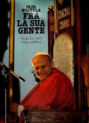 Papa Wojtila fra la sua gente: Virgilio Levi, Enzo