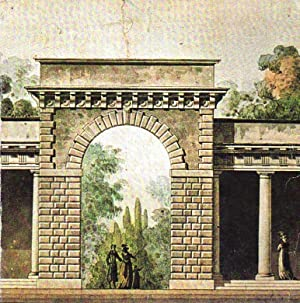 Jardins en France 1760-1820