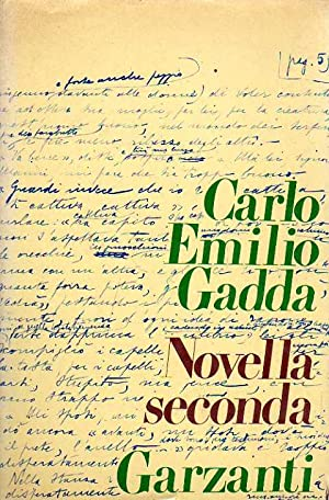 Novella seconda: Gadda, Carlo Emilio