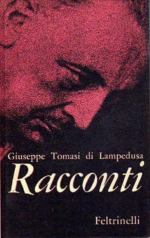 GIUSEPPE TOMASI DI LAMPEDUSA: RACCONTI