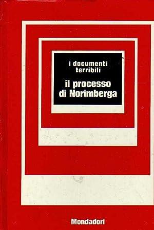 IL PROCESSO DI NORIMBERGA.: Mayda Giuseppe.