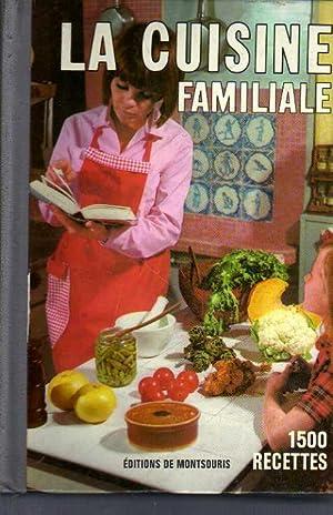 La cuisine familiale by mariette abebooks for Cuisine familiale
