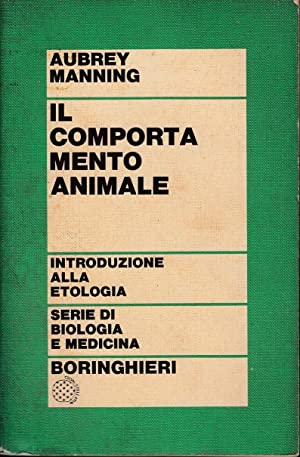 Il comportamento animale.