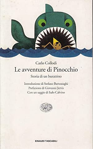 Le avventure di Pinocchio, storia di un: COLLODI CARLO