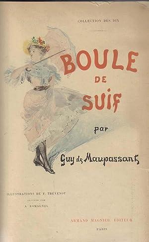 BOULE DE SUIF: MAUPASSANT Guy de