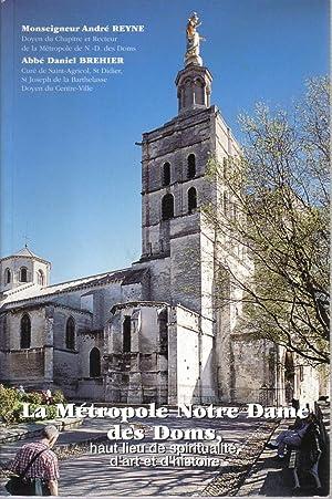 La Métropole Notre Dame des Doms, haut lieu de spiritualité, d'art et d'...