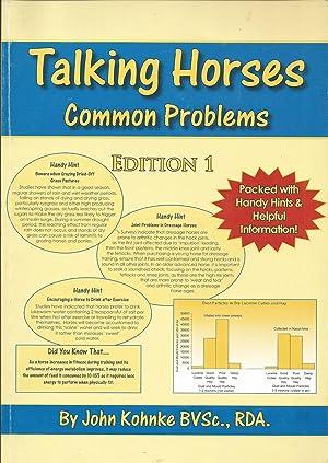 Talking Horses Common Problems Edition 1: Kohnke, John
