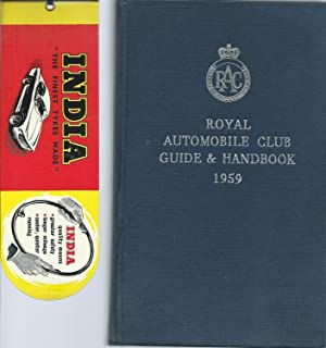 Royal Automobile Club Guide & Handbook 1959