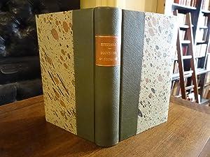 Souvenirs d'égotisme autobiographie et Lettres inédites publiés: Stendhal (Henry Beyle).