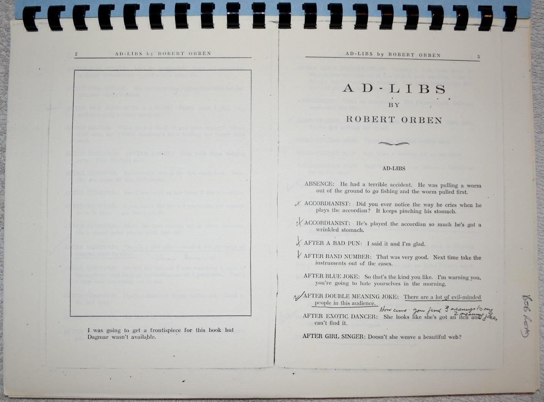 AD-LIBS