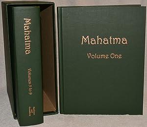 Mahatma (2 Volumes): Kaufman, Richard