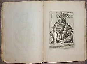 Cronica breve de i fatti illustri de re di Francia, con le loro Effigie dal naturale, cominciando ...