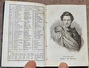 Almanach de Gotha pour l'Année 1843