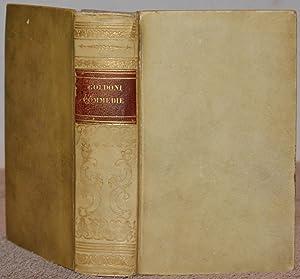 Commedie Scelte di Carlo Goldoni. Questo Volume: Goldoni, Carlo Osvaldo