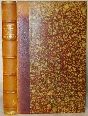 Nouvelles à la main sur la Comtesse du Barry trouvées dans les papiers du Comte de*** revues et ...