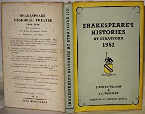 Shakespeare's Histories at Stratford 1951