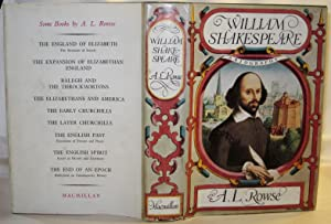William Shakespeare. A Biography