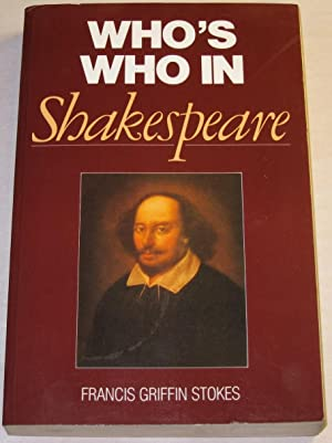Who's who in Shakespeare