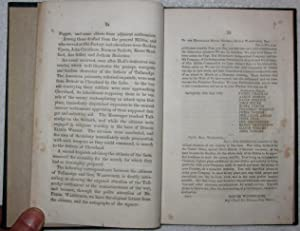 Proceedings in Commemoration of the Fiftieth Anniversary of the Settlement of Tallmadge; With the ...