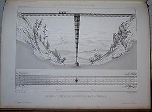 Encyclopédie d'Architecture. Revue Mensuelle des Travaux Publics et Particuliers. Deuxième ...
