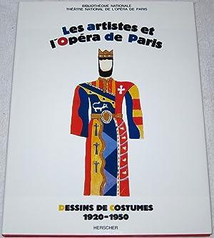 Les Artistes et L'Opéra de Paris : Kahane, Martine
