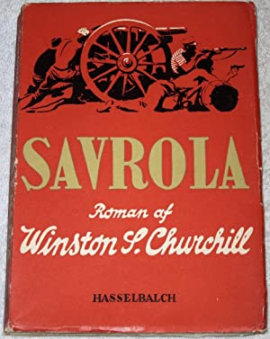 Savrola (Danish Translation): Churchill, Winston S.