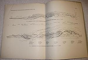Der Bau der Schweizeralpen. Vortrag gehalten im Rathause Zürich den 24. Jan. 1907. Mit 2 Tafeln und...