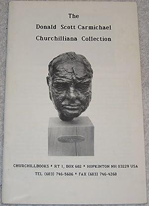 The Donald Scott Carmichael Churchilliana Collection