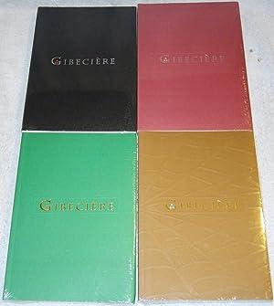 GIBECIÈRE. Journal of the Conjuring Arts Research Center. Vol. 1, No. 1 thru Vol. 6, No. 2 (...