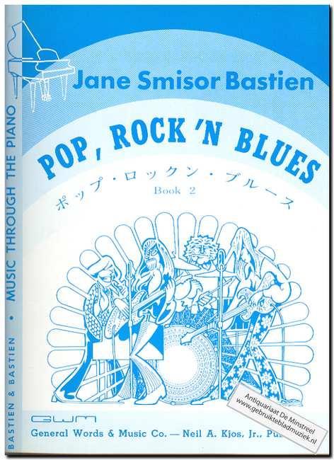 Pop, Rock 'n blues Book 2: Smisor Bastien, Jane
