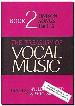 The treasury of vocal music: Div Komponisten