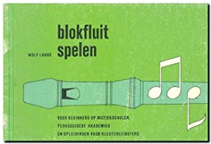 Blokfluit spelen: Lange, Wolf