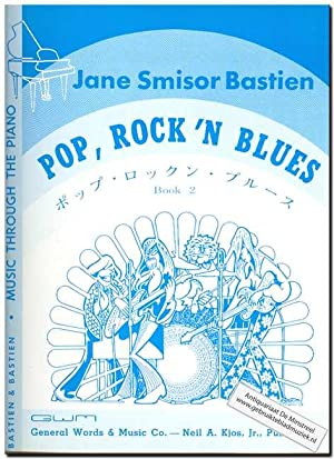 Pop, Rock 'n blues Book 2: Smisor Bastien, Jane