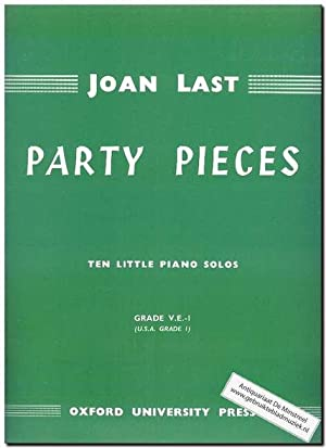 Party pieces: Last, Joan