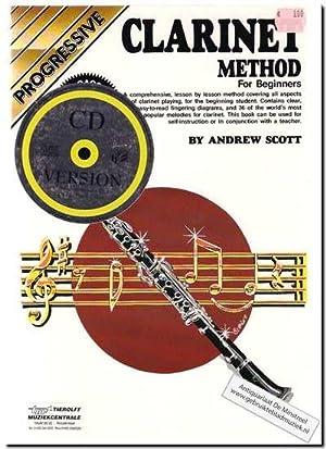 Clarinet method for beginners: Scott, Andrew