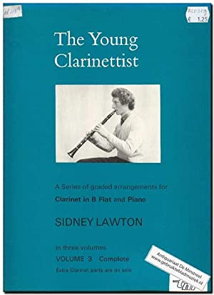 The young clarinettist volume 3: Div Komponisten
