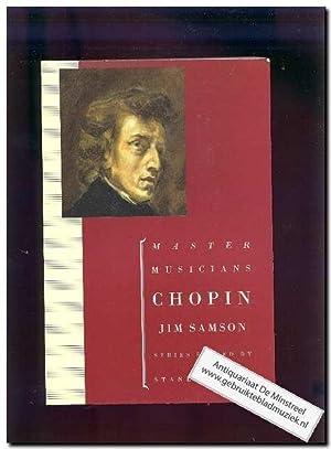 Master musicians Chopin Jim Samson: Samson, J