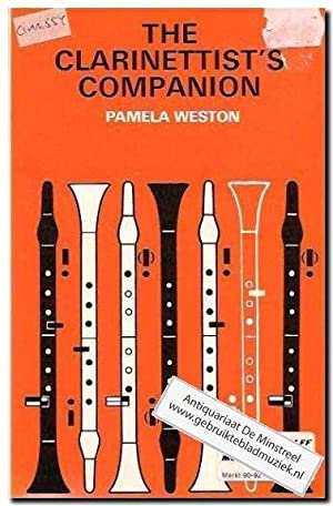 The clarinettist's companion: Weston, Pamela