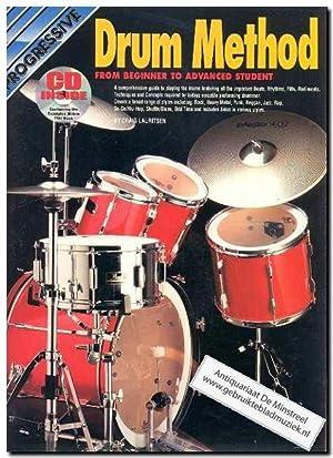 Progressive Drum method: Lauritsen, Craig