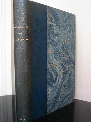 Oeuvres complètes de Guy de Maupassant. Clair: Guy de Maupassant