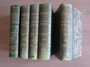 Les misérables. Sixième édition. Complet: Victor Hugo
