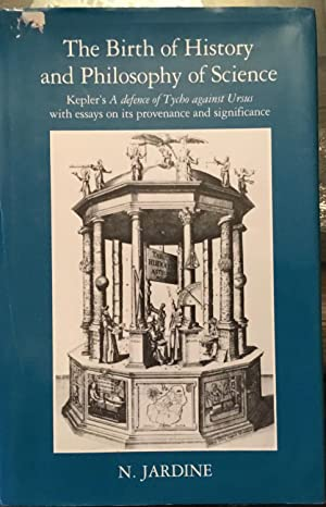 The Birth of History and Philosophy of Science