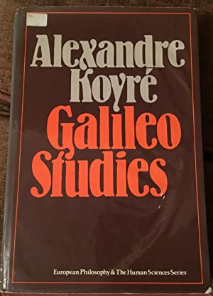 Galileo Studies (European Philosophy and the Human Sciences)