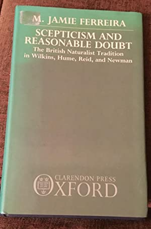 Scepticism and Reasonable Doubt: British Naturalist Tradition in Wilkins, Hume, Reid and Newman