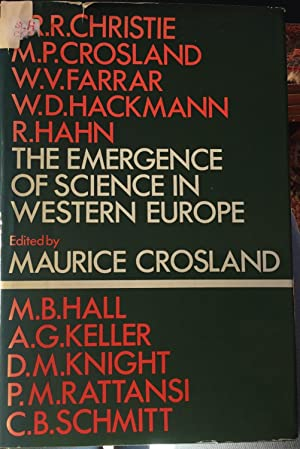 Emergence of Science in Western Europe