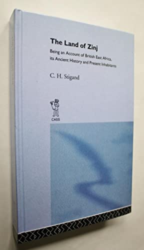 The Land of ZInj - Being an: STIGAND, C.H.