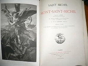Saint Michel et Le Mont Saint Michel: Mgr Germain