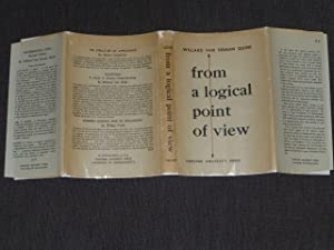 From a Logical Point of View: Quine, Willard Van Orman